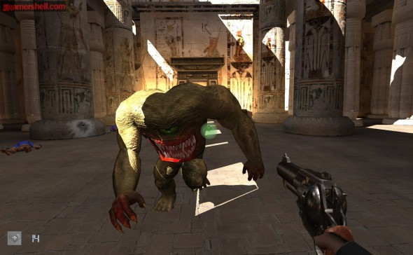 Serious Sam HD 1